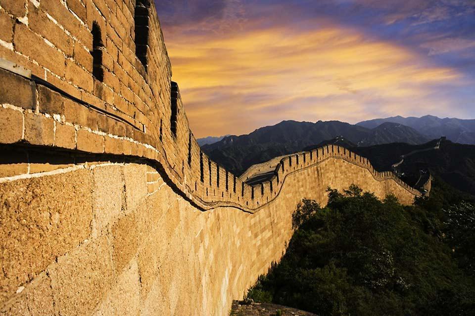La Grande Muraille , La naissance de la Grande Muraille , Chine