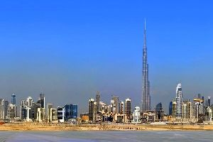 DUBAI- Tour Burj Khalifa , Burj Khalifa , Dubai y los Emiratos