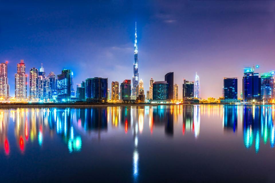 DUBAI- Tour Burj Khalifa , Vistas , Dubai y los Emiratos