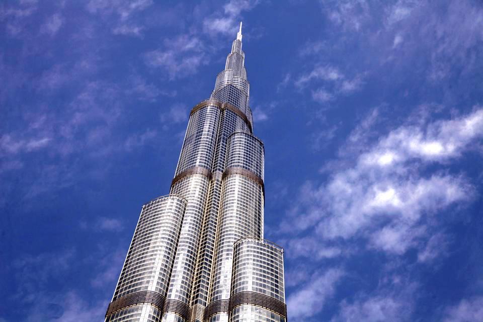 DUBAI- Tour Burj Khalifa , Torre Burj Khalifa , Dubai y los Emiratos