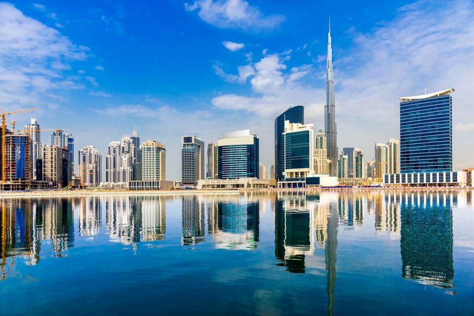 DUBAI- Tour Burj Khalifa , Dubai Mall , Dubai y los Emiratos