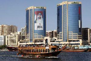 DUBAI- La Creek , Dubai y los Emiratos