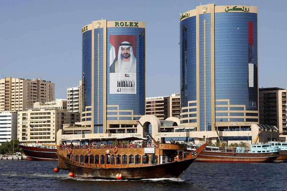 DUBAI- La Creek , Emirats Arabes Unis