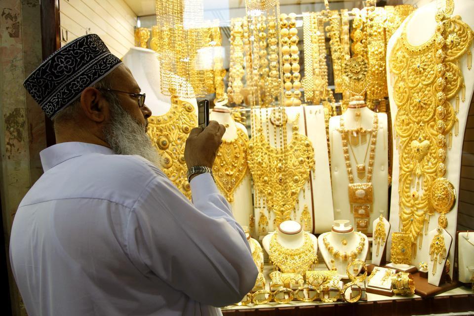 DUBAI- Les Souks , United Arab Emirates