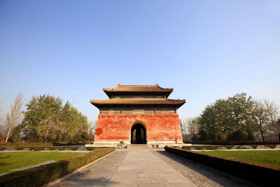 Les tombeaux des Ming (Shisanling) , Les tombeaux des Ming Shisanling , Chine