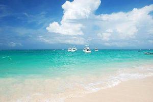 Les plages Madama et Fronton , République dominicaine