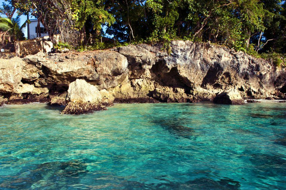 Les paysages, Lagune Gri-Gri République Dominicaine Caraïbes