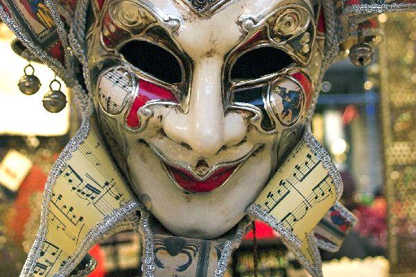 Le carnaval de Vérone , Italie