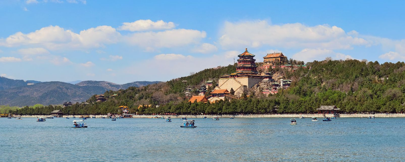 Le Palais d'Eté , Chine