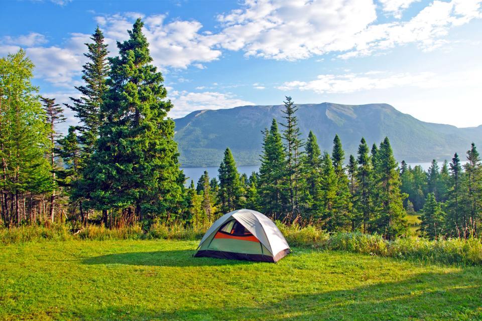 1.Parc National du Gros Morne , Canada