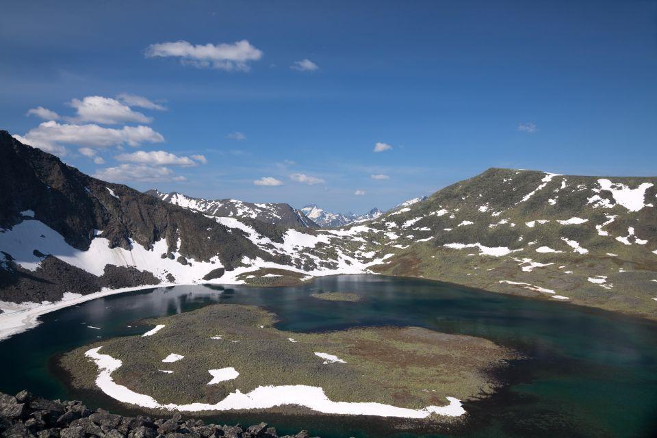 , Manaraga Mountain, Landscapes, Oural