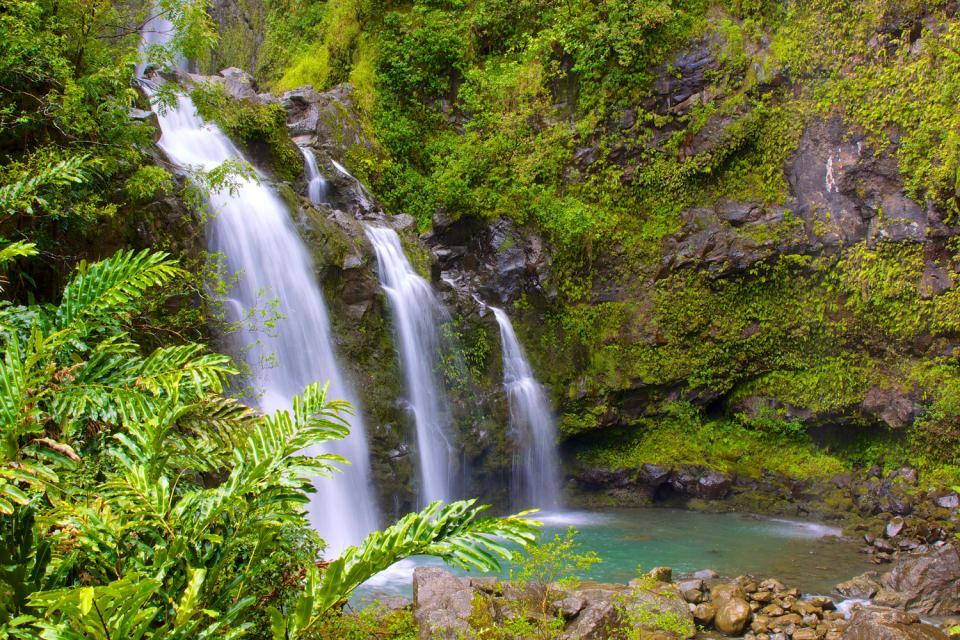 Les cascades , Etats-Unis