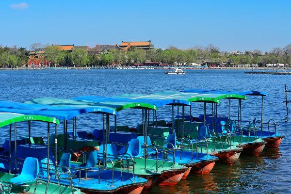 Le Parc de la mer du Nord (Beihai) , Le Parc de la mer du Nord Beihai , Chine