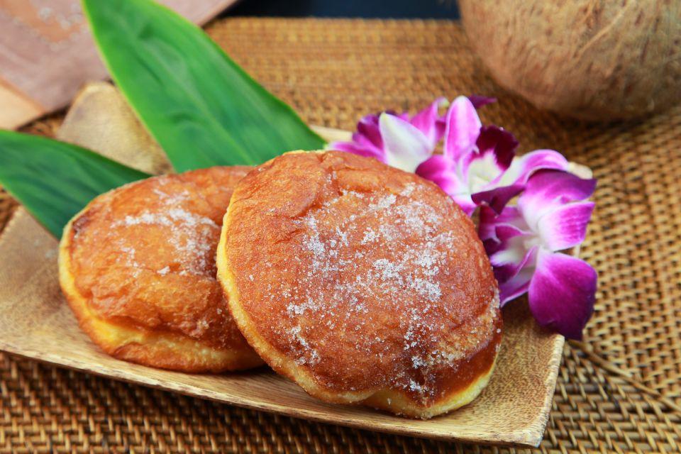 La gastronomie, cuisine, hawai, portugal, cuisine, recette, gastronomie, USA, amérique, hawaii, malasada