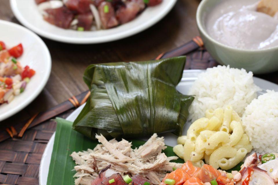 La gastronomie, alimentation, nourriture, USA, amérique, etats-unis, recette, hawaii, hawaii, lau lau