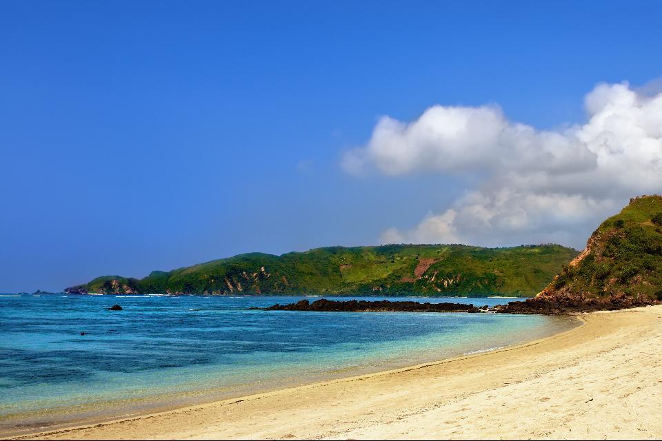 Les plages de Kuta , Indonésie