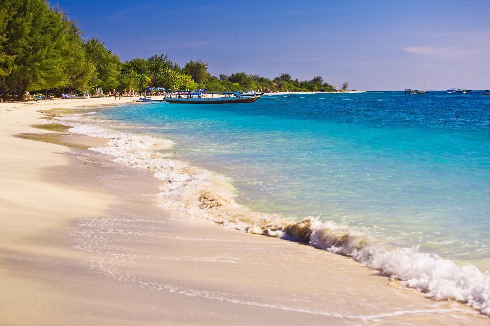 La côte et les plages , Indonésie