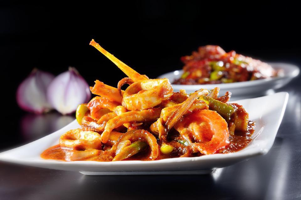 Le sambal , Indonésie
