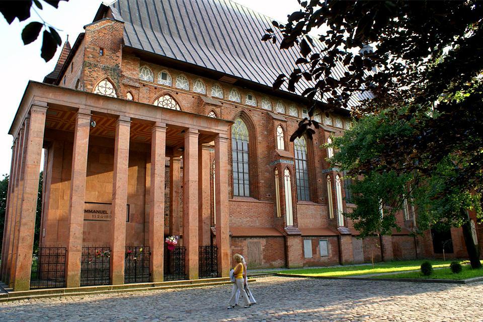La Cattedrale gotica , Russia