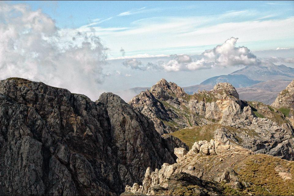 , Die Gebirge in Zentralalbanien, Die Landschaften, Albanien