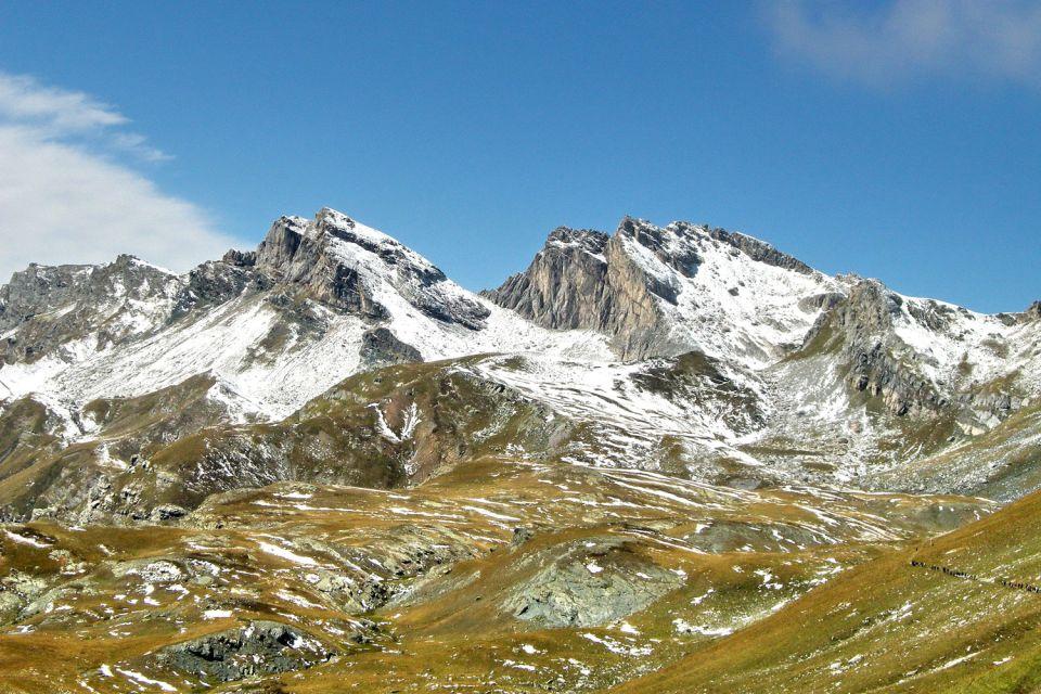 Die Gebirge in Zentralalbanien, Die Landschaften, Albanien