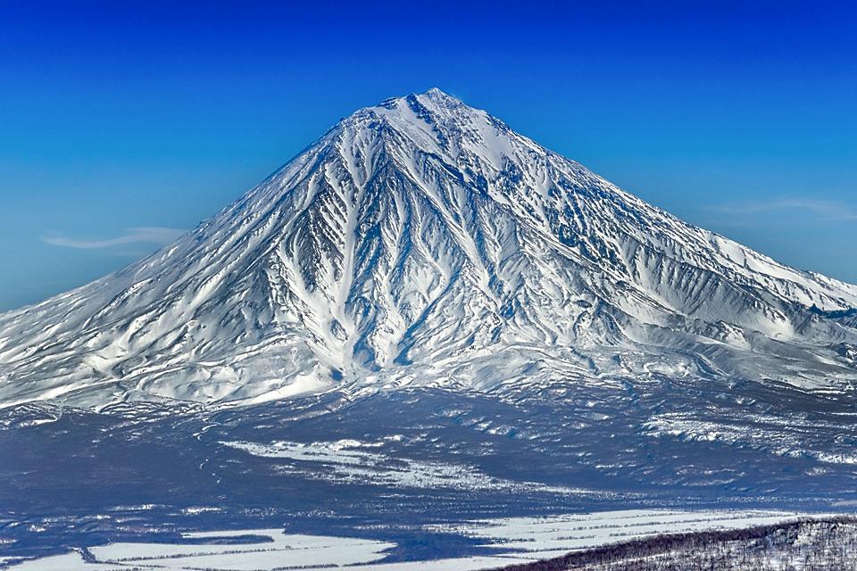 I vulcani , Russia