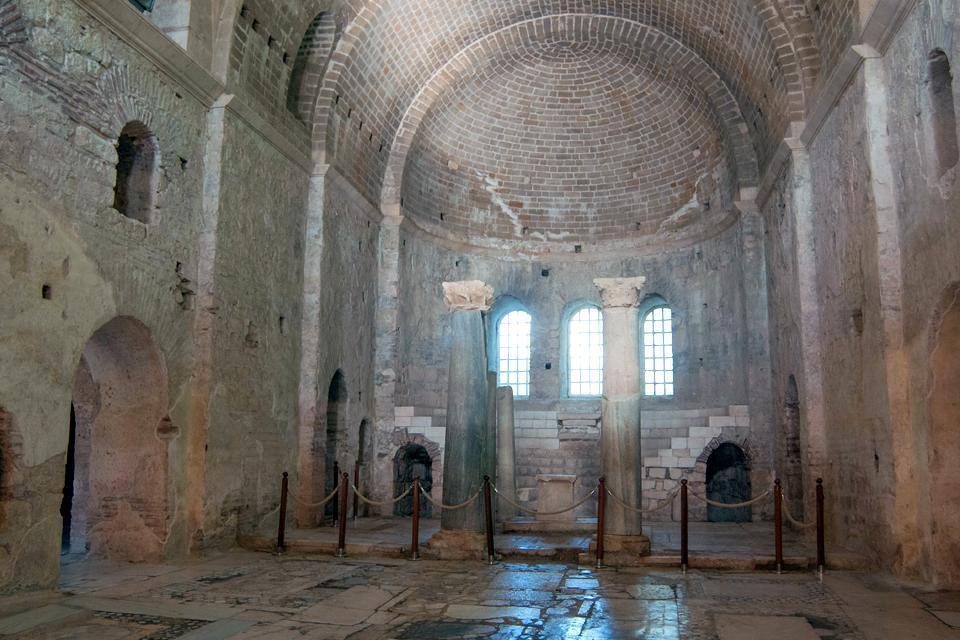 L'église de Saint-Nicolas à Myre , Turkey