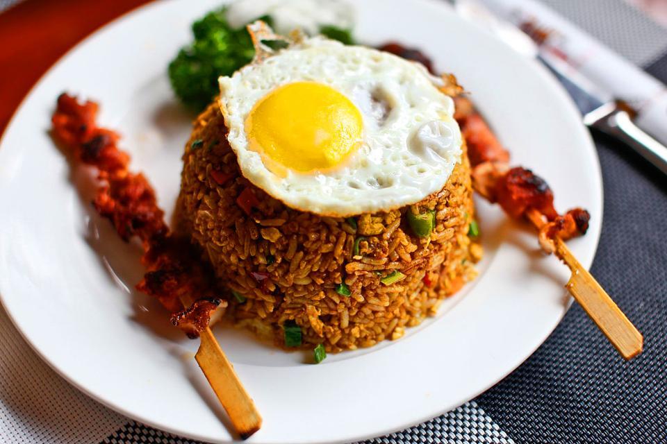 Il Nasi Goreng , Indonesia