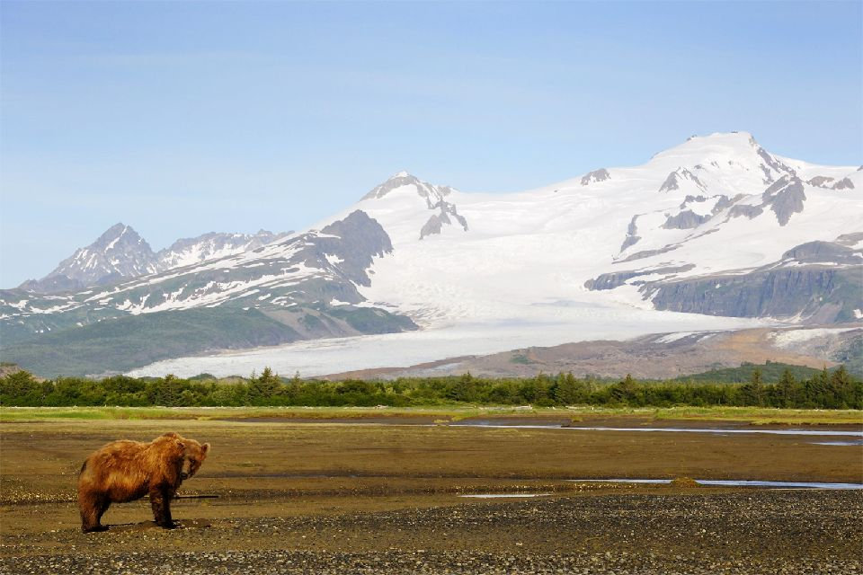 Mount Katmai , USA
