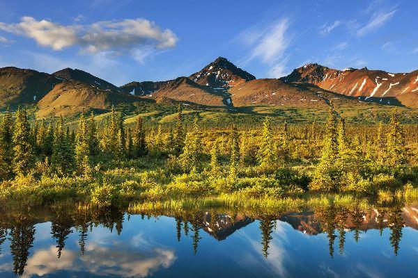 Los parques nacionales , Estados Unidos