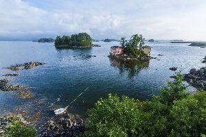 L'archipel Alexandre , Etats-Unis