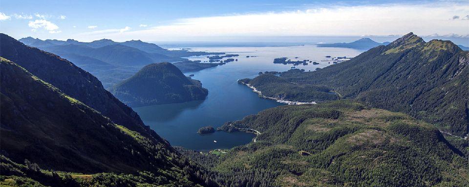 Alexander Archipelago Alaska United States Of America