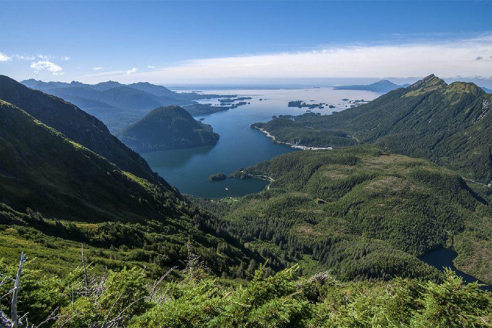 L Archipel Alexandre Alaska Etats Unis