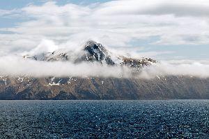 Les îles Aléoutiennes , Etats-Unis