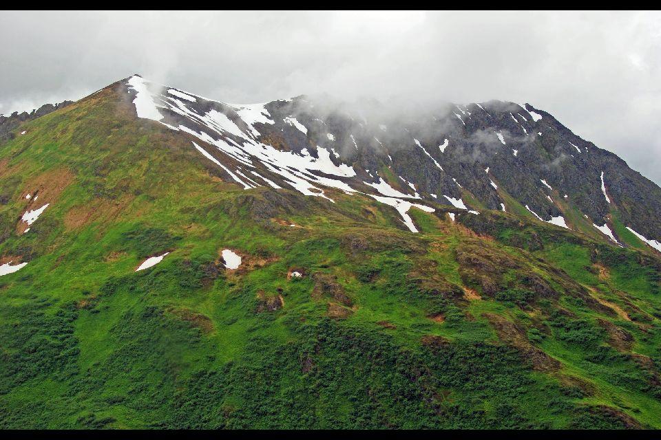 L'île Kodiak , Etats-Unis