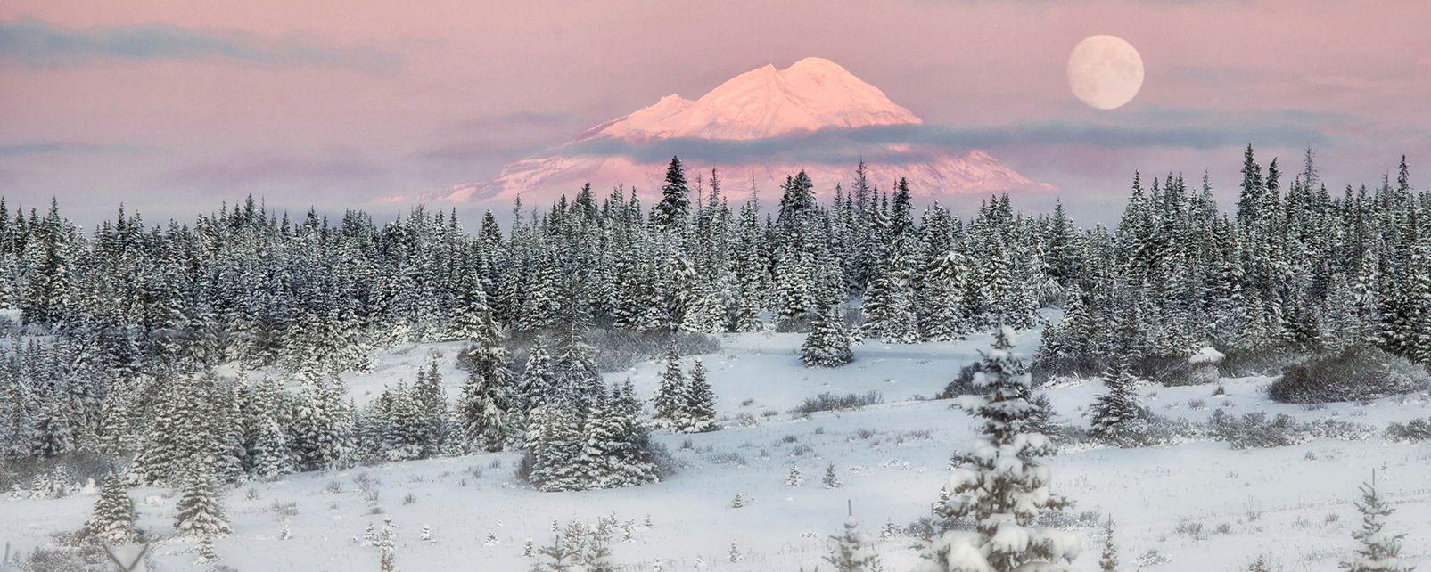 La péninsule d'Alaska , Etats-Unis