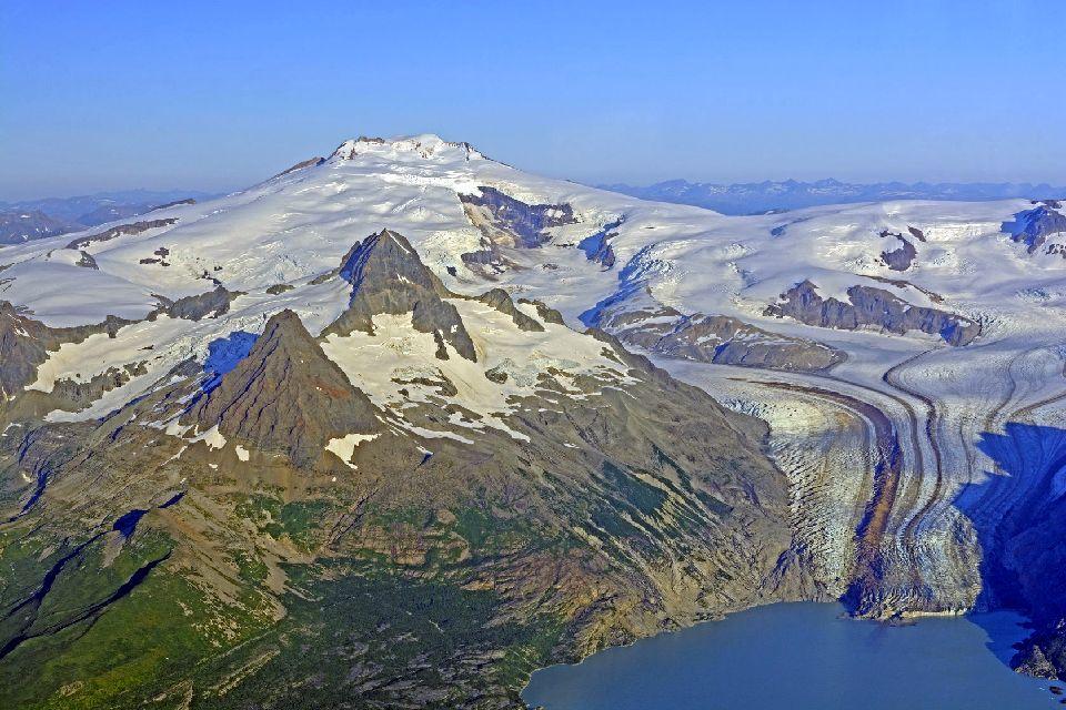 Die Alaska-Halbinsel , USA
