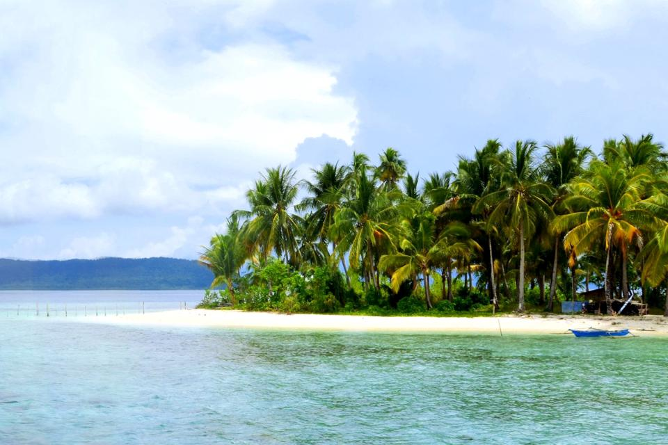 Le isole Raja Ampat , Indonesia