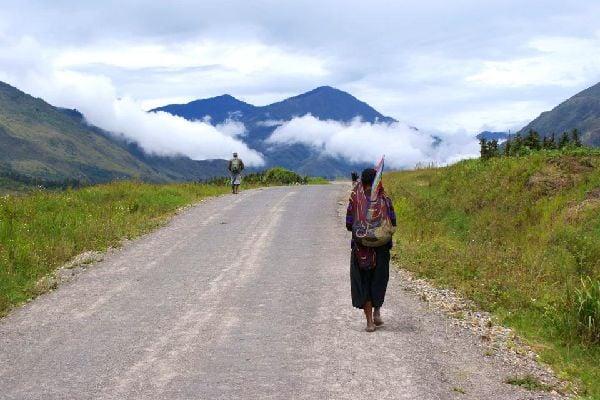 La Randonnée , Indonésie