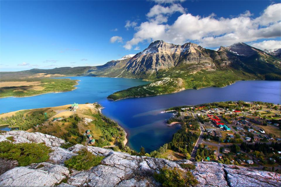 Waterton Lakes National Park , Canada