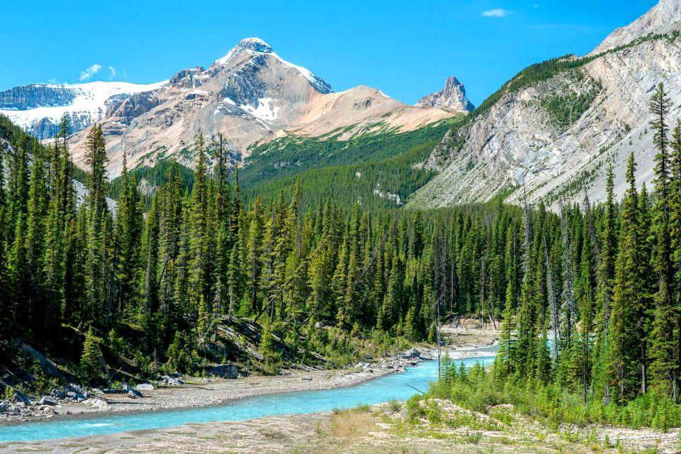 , Jasper National Park, Parks and reserves, Alberta