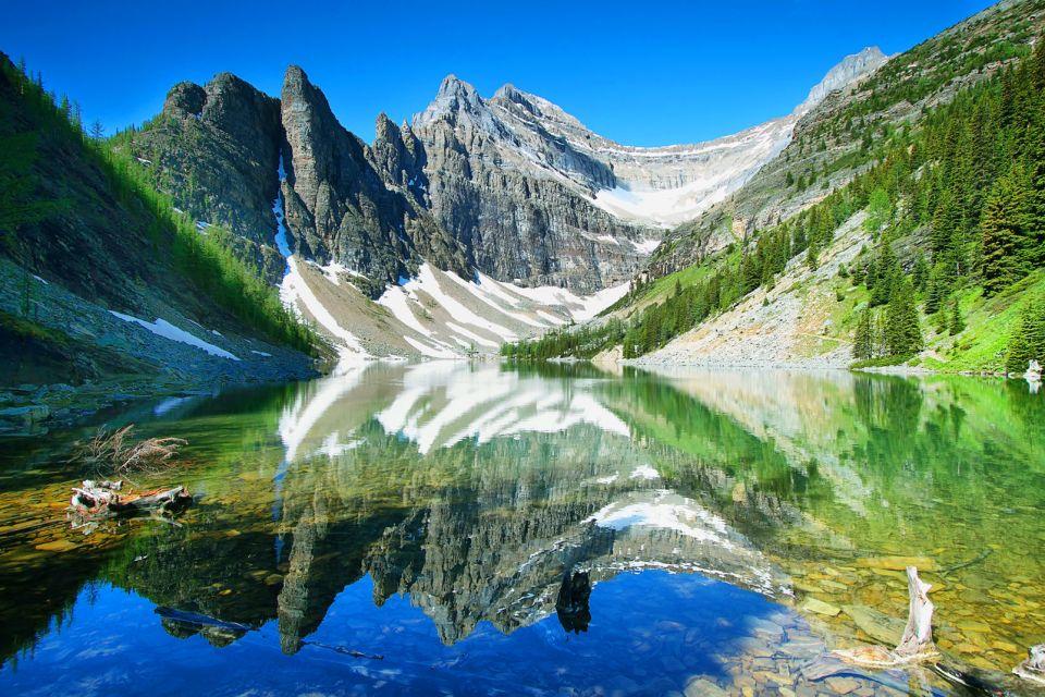, Le parc national de Banff, Les parcs et les réserves, Alberta