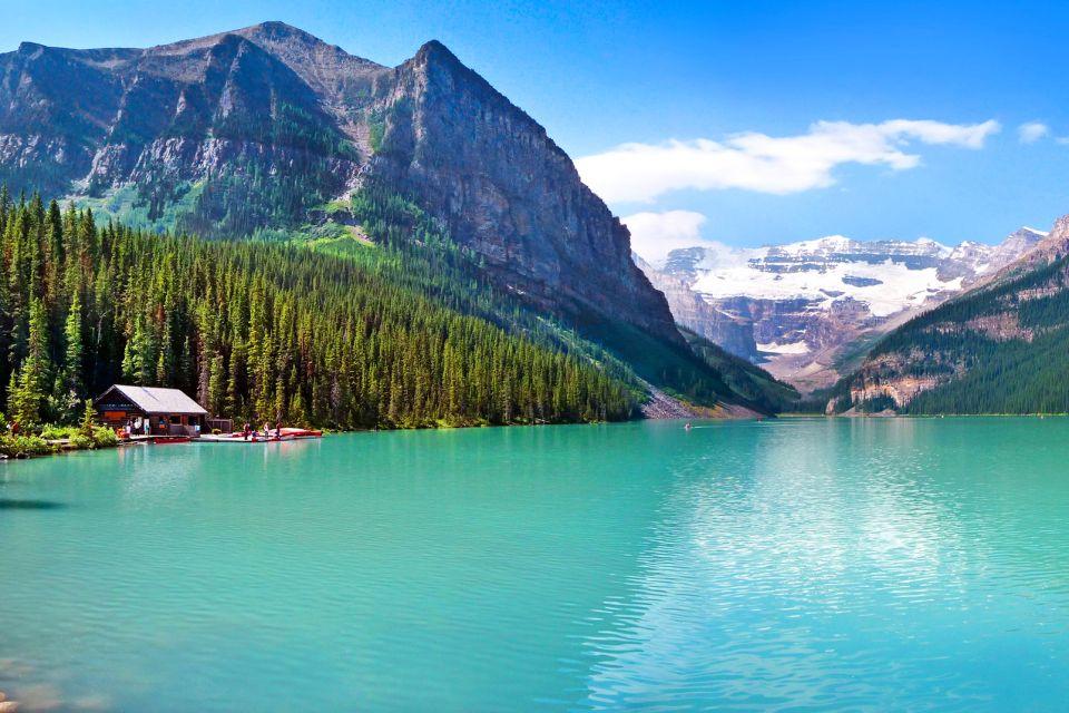 parc national, banff, lac, Alberta, canada, amérique, amérique du nord