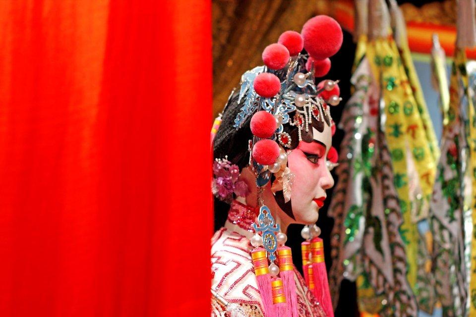 La Ópera de Shaanxi , China