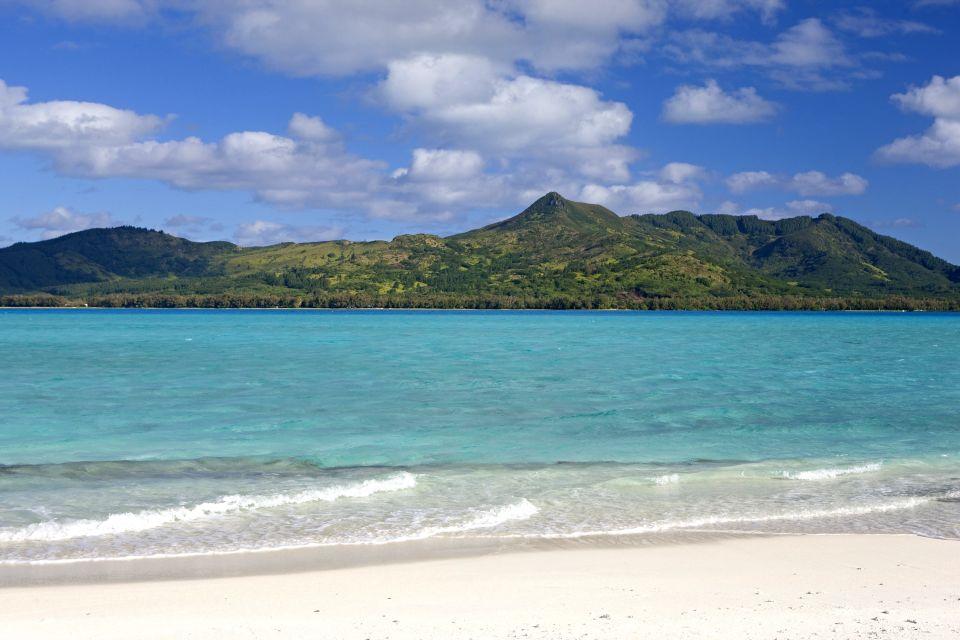 Les plages, I paesaggi, Le isole australi (Polinesia)