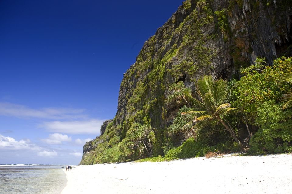 , Les plages, I paesaggi, Le isole australi (Polinesia)