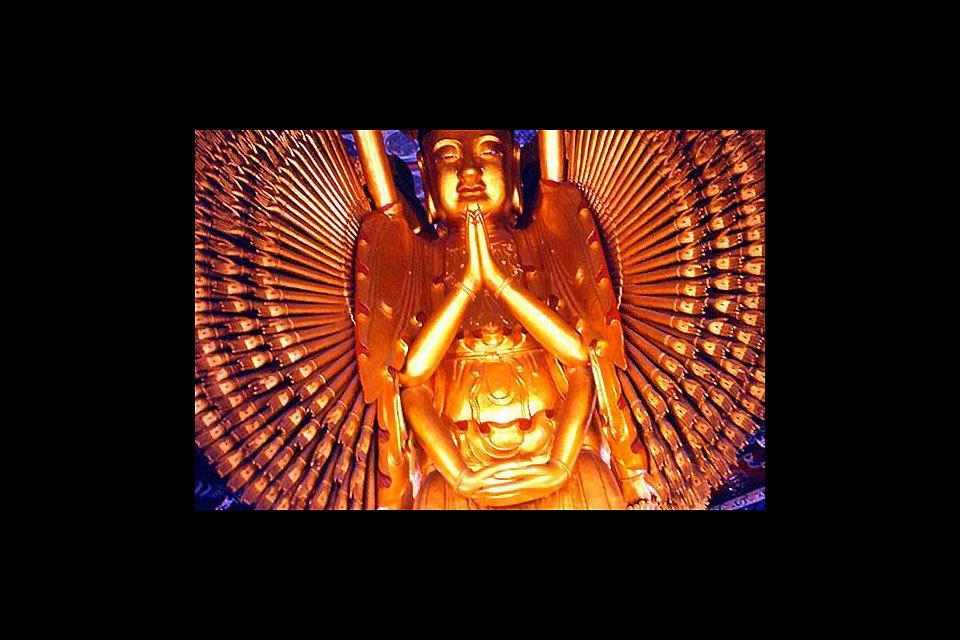 Le Temple des Chevaux Blancs , L'encens et la religion bouddhiste , Chine