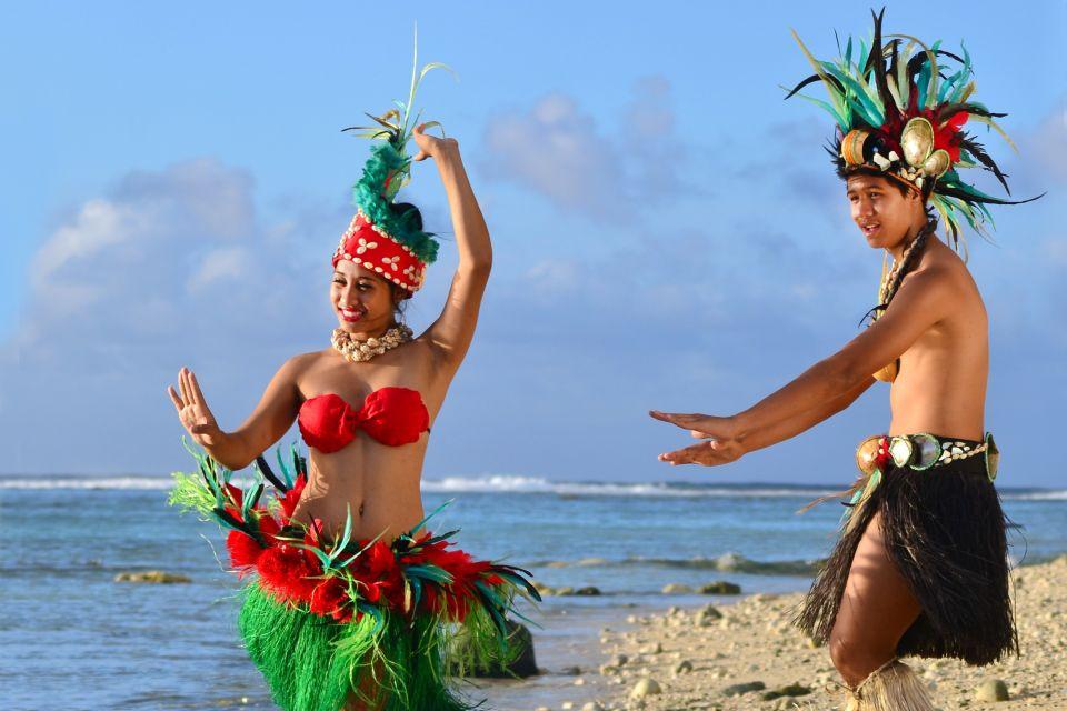 , La fête du Tere Fa'ati, Le arti e la cultura, Le isole australi (Polinesia)