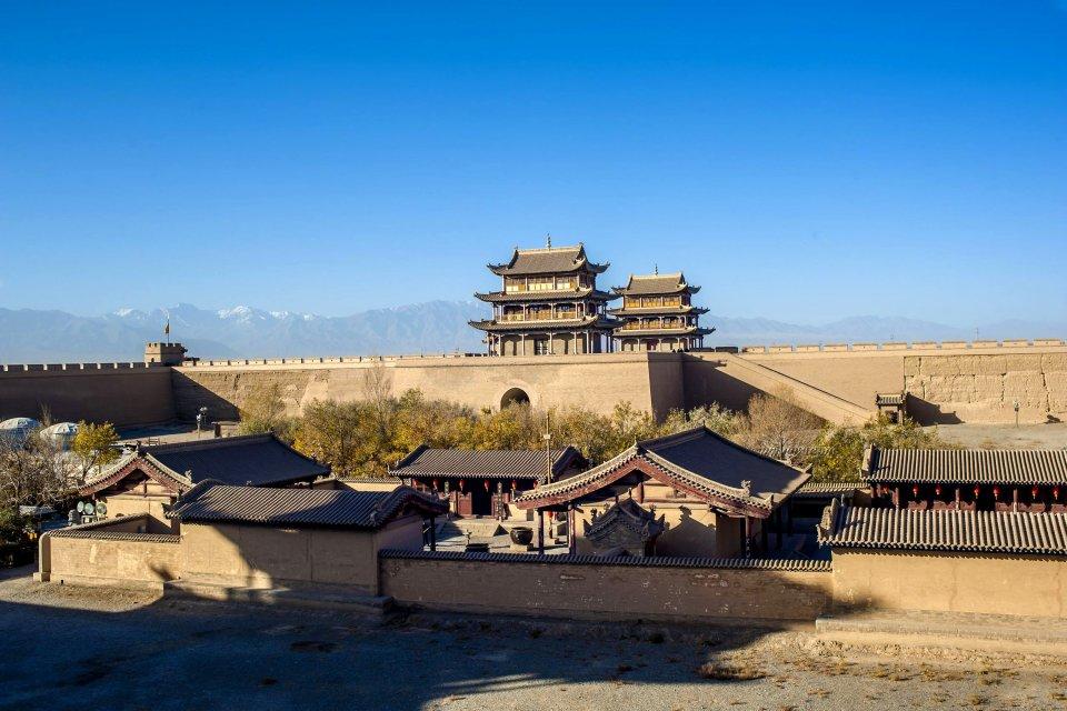 Zhangye , China