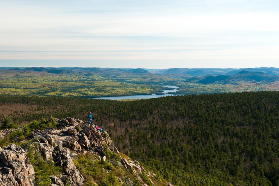 The Appalachian Mountains , Canada